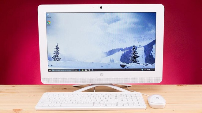 PC HP All-in-One 20 Terbaik Termuarh