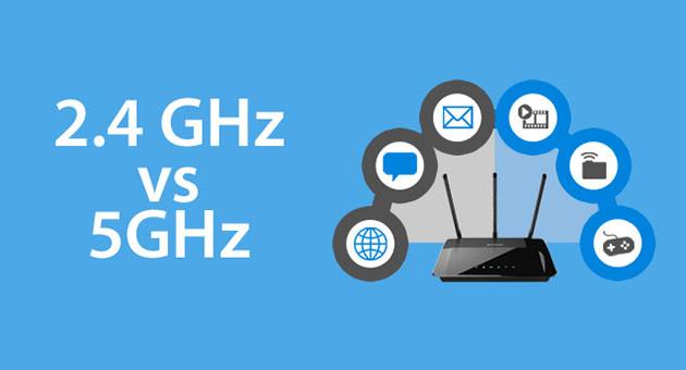 Pengertian Frekuensi WiFi 2.4 GHz dan 5GHz serta Kelebihannya