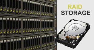 Pengertian RAID dan Macam Jenis Level RAID