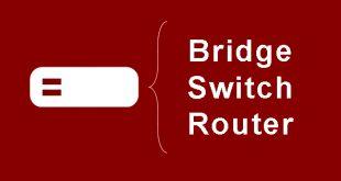 Pengertian dan Perbedaan Bridge, Switch, Router Serta Penjelasannya