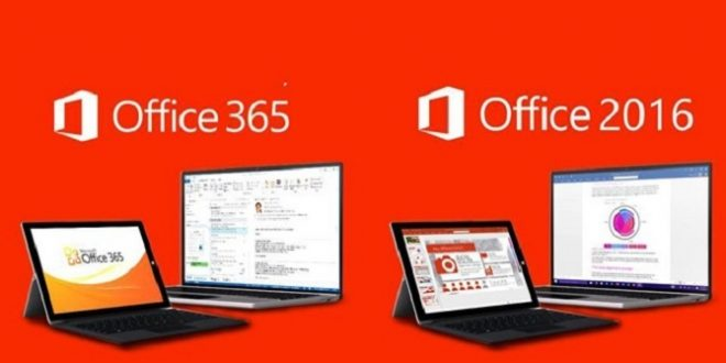 Perbandingan Microsoft Office 2016 vs Office 365, Bagus Mana