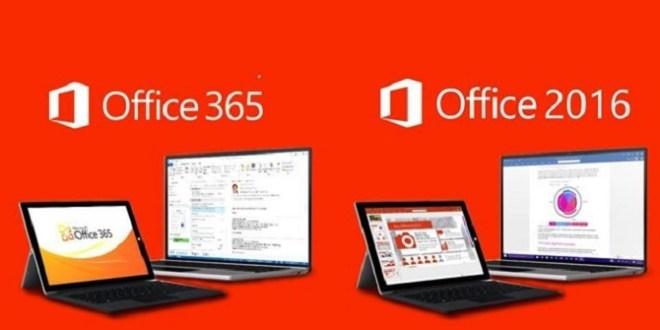 Perbandingan Microsoft Office 2016 vs Office 365, Bagus Mana?