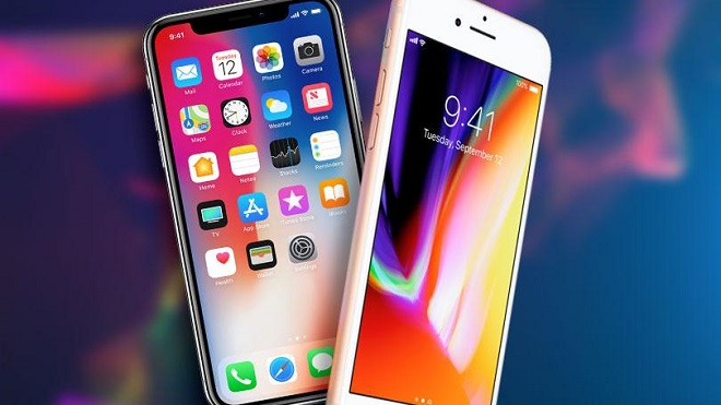 Perbedaan Iphone X dan Iphone 8 dan iPhone 8 Plus