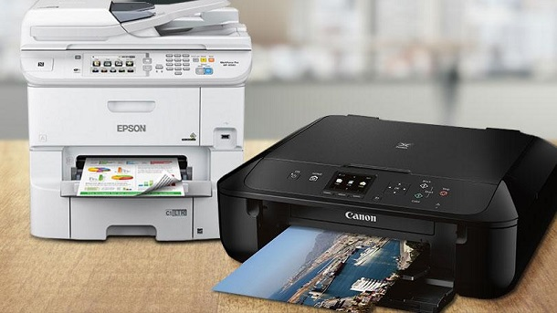 Perbedaan Printer Canon vs Printer Epson