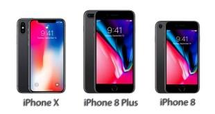 Perbedaan Spesifikasi Serta Harga Iphone X dan Iphone 8