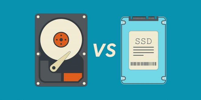 Performa SSD Versus Hard Disk