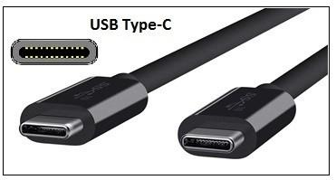 Port dan Konektor USB Type-C