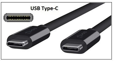 Port dan Konektor USB Type-C