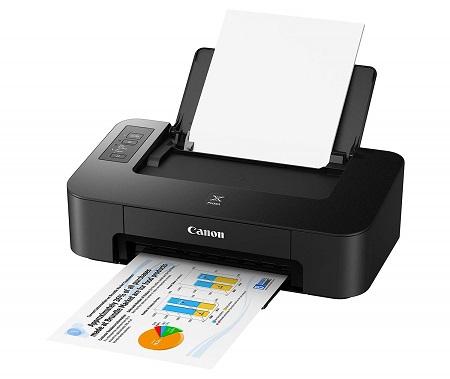 Printer Canon PIXMA TS207 Inkjet