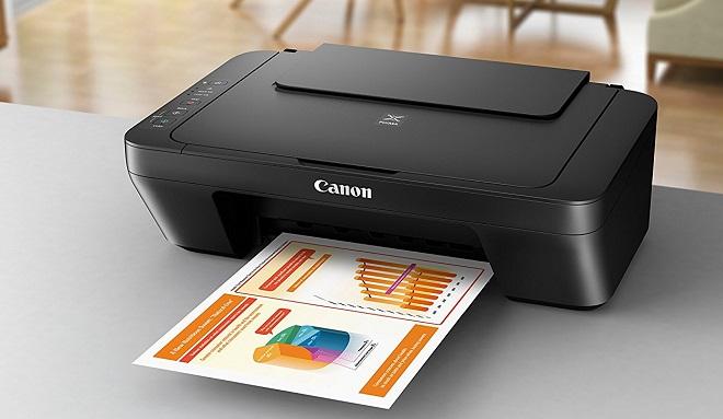 Printer Canon Terbaik Harga Dibawah 1 Juta Pixma MG2570S