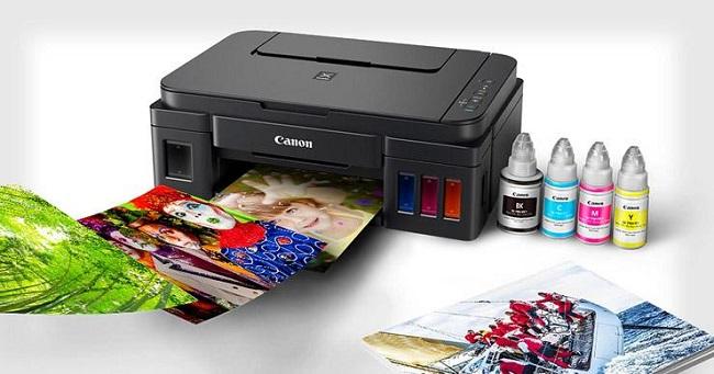 Printer Infus Canon Terbaik Pixma G1000