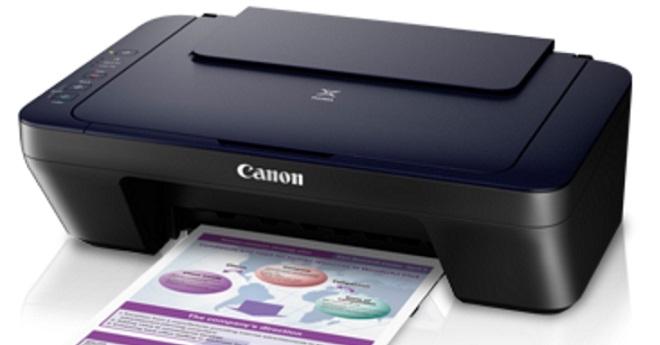 Printer Terbaik Harga Murah Canon Pixma E410