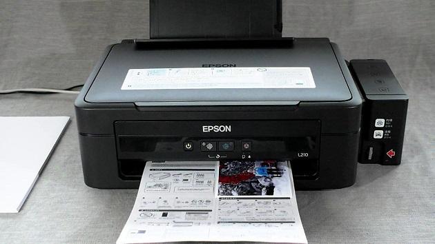 Printer Terbaik Untuk Mencetak Foto Epson L210