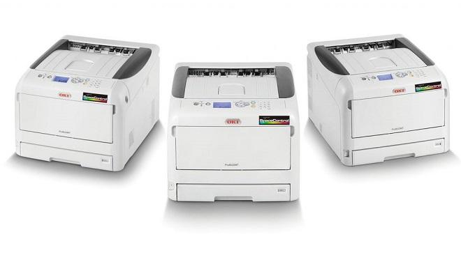 Printer White Toner Series OKI Pro8432WT