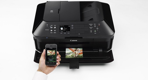 Printer Wireless WiFi Photo Canon Pixma MX922