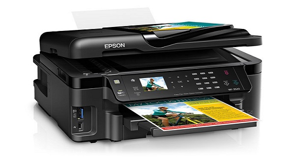 Printer Wireless WiFi Terbaik Epson WorkForce WF-3520