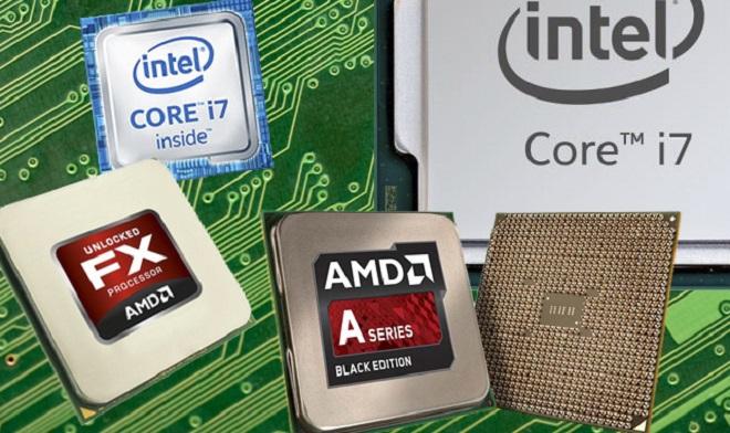Processor Komputer PC Terbaik Termahal Intel Dan AMD 2018