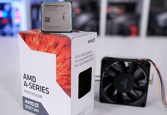 Prosesor AMD A12-9800