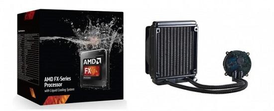 Prosesor AMD FX-9590