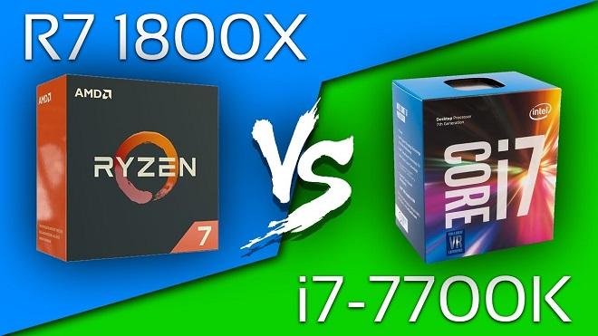 Prosesor AMD Ryzen 7 vs Intel Core i7, Bagus Mana ya