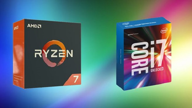 Prosesor AMD Ryzen 7 vs Intel Core i7, Bagus Mana
