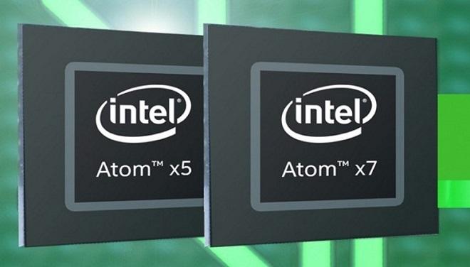 Prosesor Pada Smartphone Intel