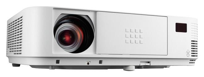 Proyektor Home Cinema Terbaik NEC M403HG Terbaru