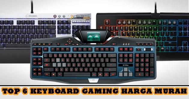 Rekomendasi Keyboard Gaming Murah Berkualitas Update Terbaru 2017