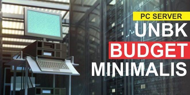 Rekomendasi Komputer PC Server UNBK Rakitan
