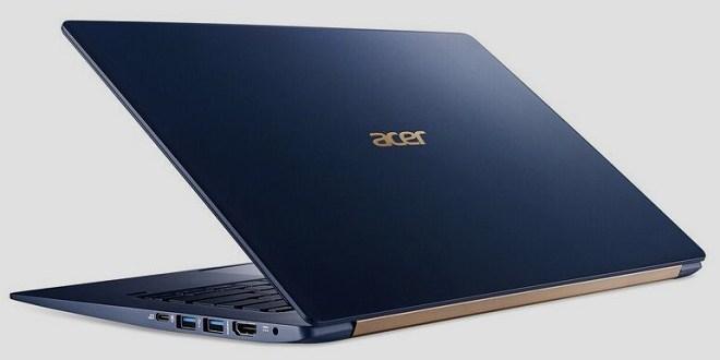 Rekomendasi Laptop Acer Intel Core i5 Terbaik Harga Termurah 2018