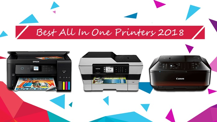 Rekomendasi Printer All in One Print, Scan, Copy Terbaik