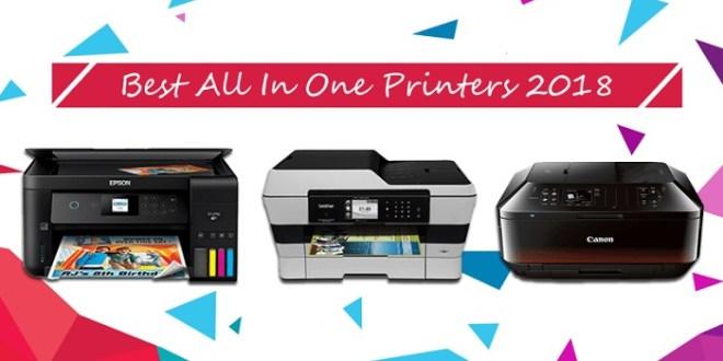 Rekomendasi Printer All in One Print, Scan, Copy Terbaik