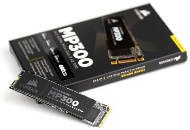 SSD Corsair M.2 MP300