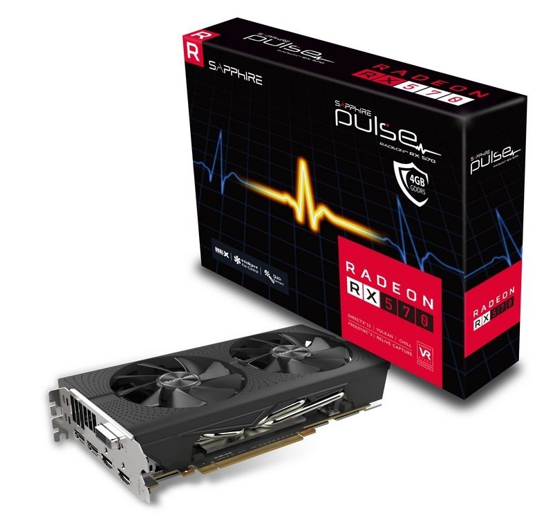 Sapphire RX 570 4GB DDR5