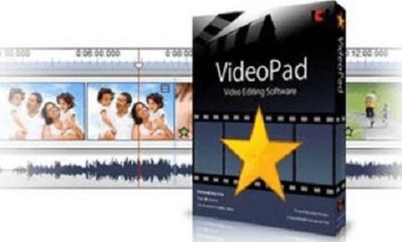 Software Edit Video Terbaik Untuk Windows VideoPad Video Editor