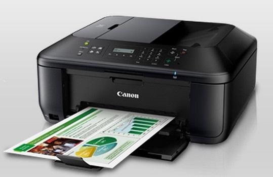 Speisifikasi dan Harga Printer Canon Pixma MX537 Terbaru 2017