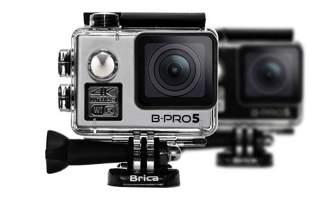 Spesifikasi BRICA B-PRO 5 Alpha 4K - Harga Rp 890.000