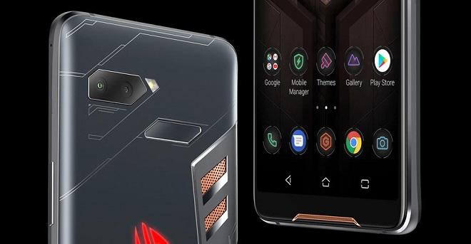 Spesifikasi HP Gaming ASUS ROG Phone dan Harga 3