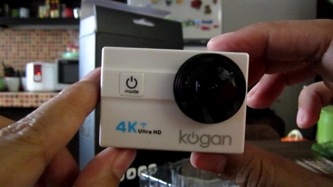Spesifikasi Kogan Action Camera 4K - Harga Rp 385.000