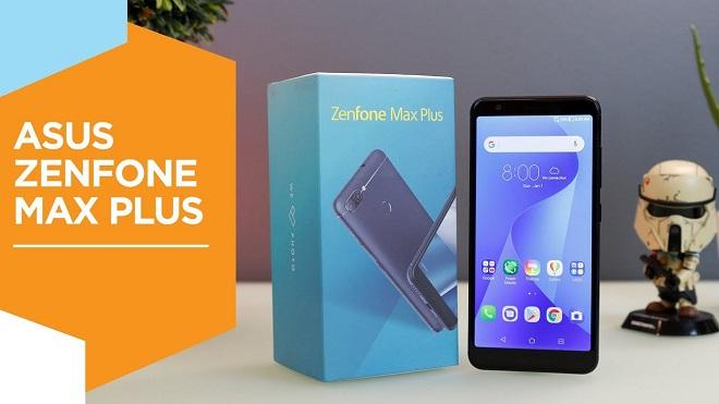 Spesifikasi Lengkap dan Harga Asus Zenfone Max Plus M1 2018