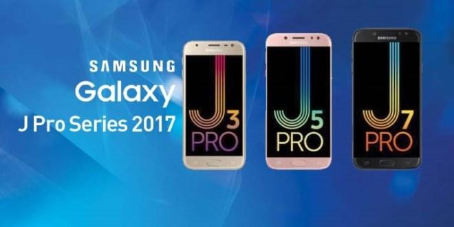 Spesifikasi Samsung Galaxy J3, J5, J7 Pro 2017 dan Harga Terbaru