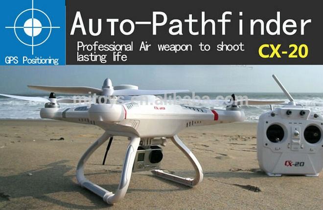 Spesifikasi dan Harga Drone Terbaik Cheerson CX-20