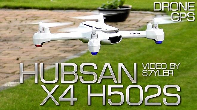 Spesifikasi dan Harga Drone Terbaik Husban X4 H502S