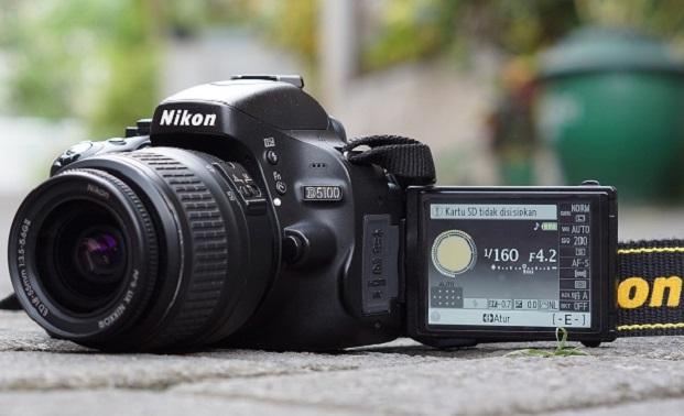 Spesifikasi dan Harga Kamera DSLR Nikon D5100