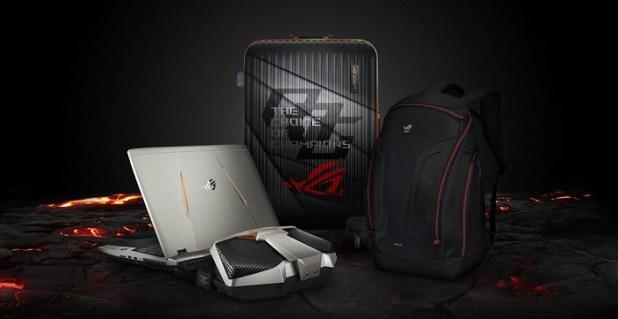 Spesifikasi dan Harga Laptop Gaming Asus ROG GX800VH