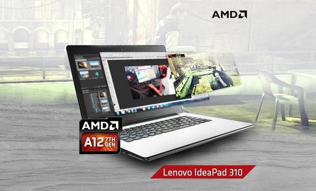Spesifikasi dan Harga Laptop Lenovo Ideapad 310-15ABR AMD Terbaru