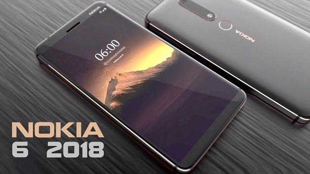 Spesifikasi dan Harga Nokia 6 (2018)