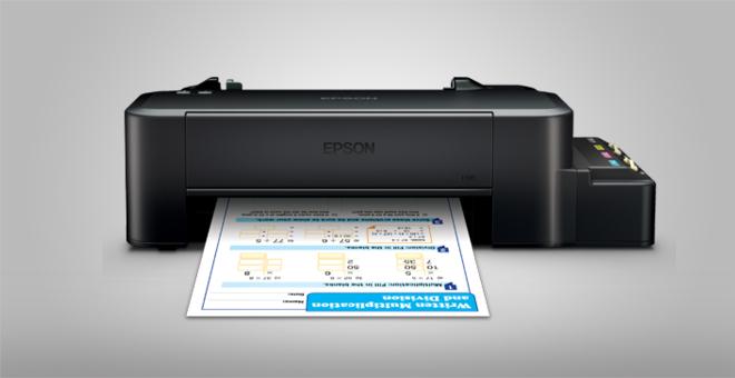 Spesifikasi dan Harga Printer EPSON L120 Terbaru