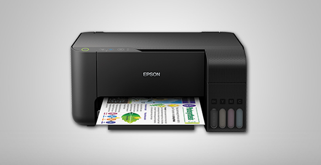 Spesifikasi dan Harga Printer EPSON L3110 All In One