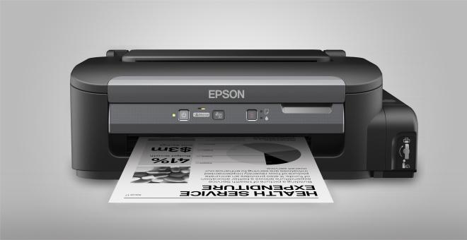 Spesifikasi dan Harga Printer EPSON M100 Terbaru